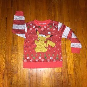 Pokémon Xmas sweater